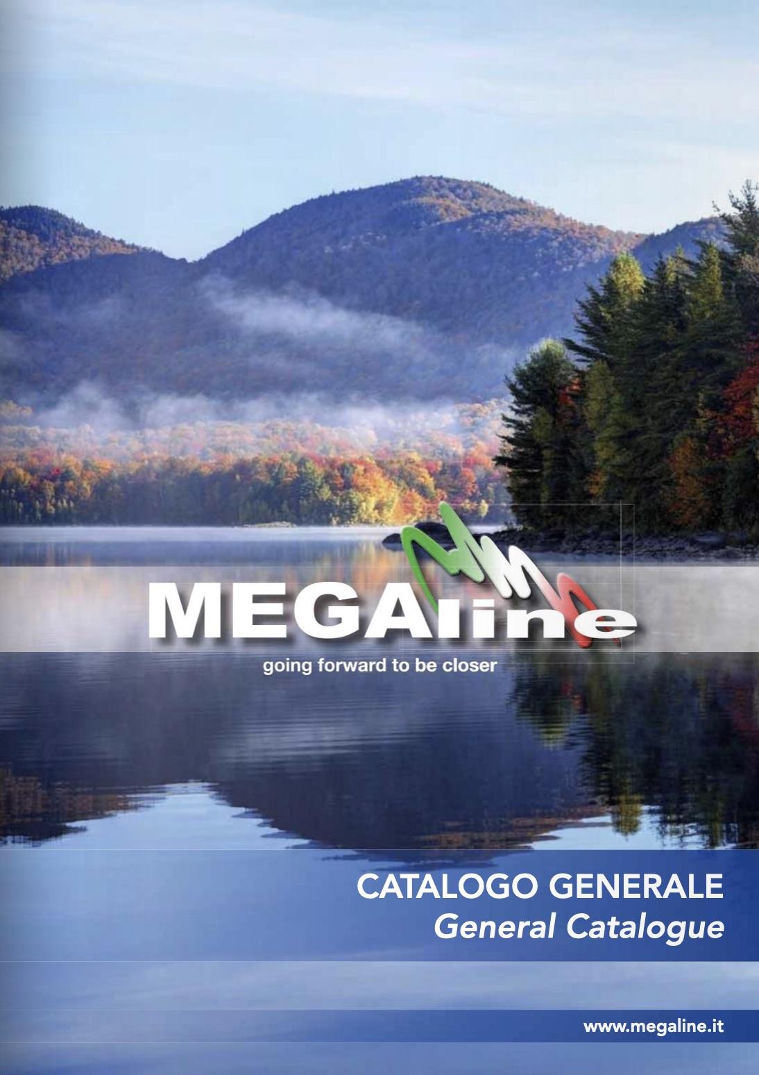 Catalogo Megaline 2019