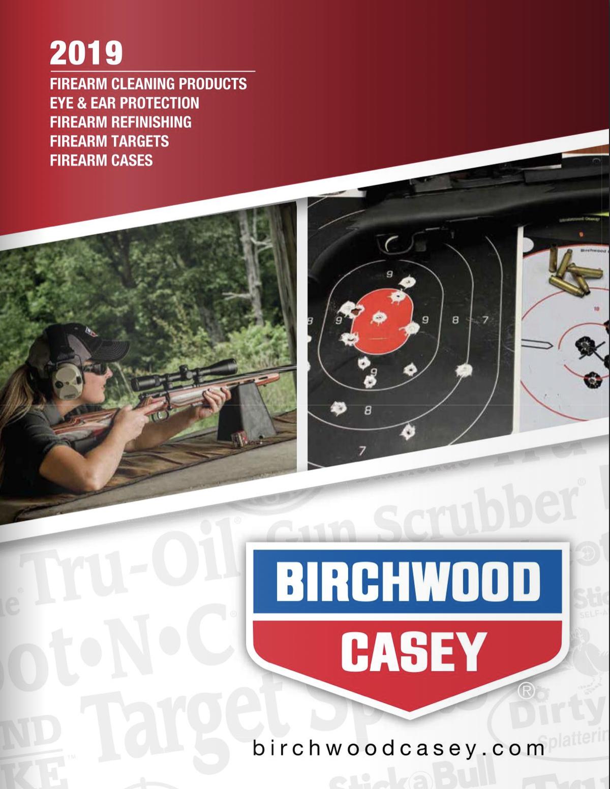 Catalogo Birchwood Casey 2020